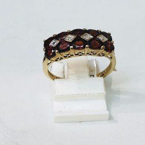 9 Ct Ruby Ring